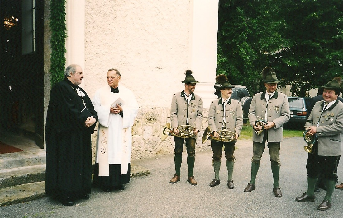 Haberleitner v Kirche