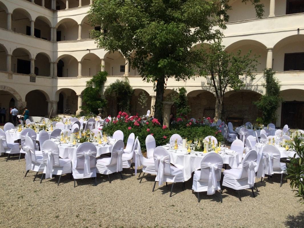 Schloss Spielfeld 4