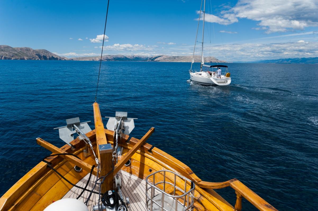 Veladrion boat trip