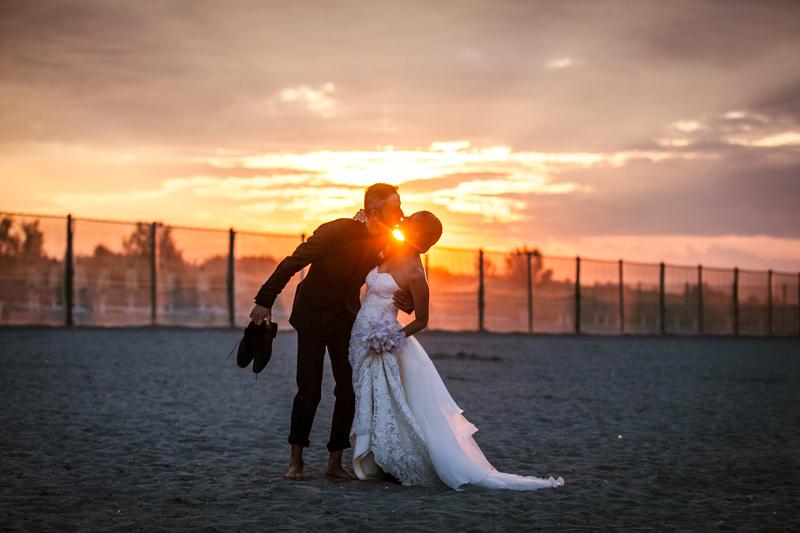 sposarsi sul mare