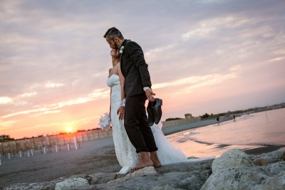 venice beach weddind